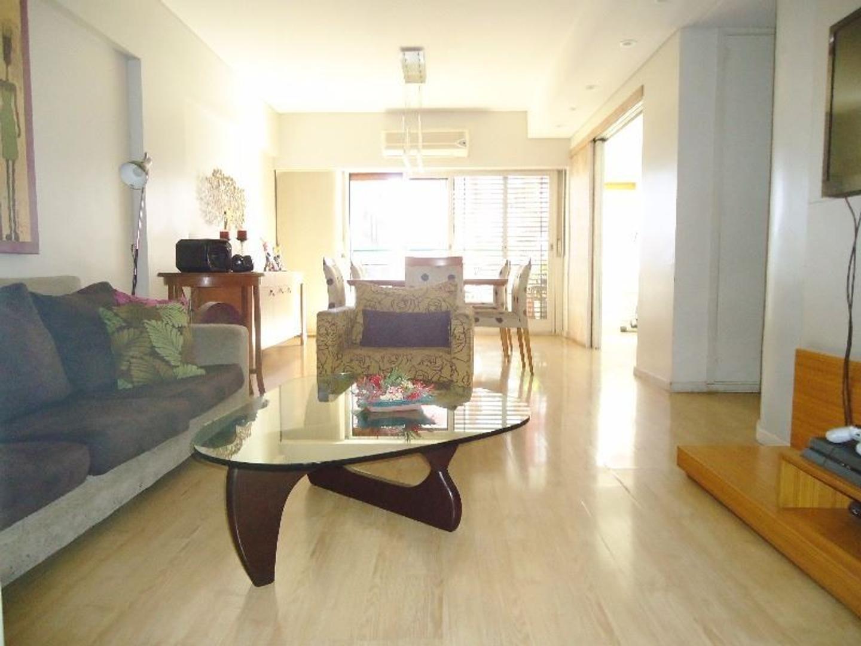 Excelente departamento 4 amb en venta apto profesional con balcon y patio