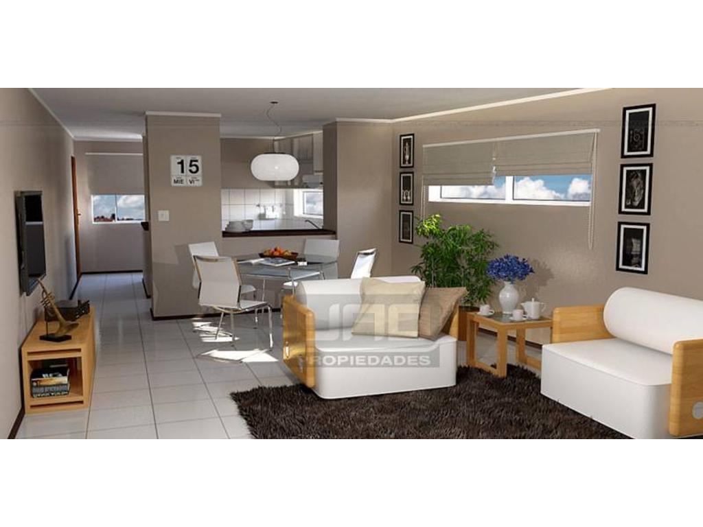 Pte. Roca y Zeballos - Dpto de 2 Dormitorios. Posibilidad cochera. Vende Uno Propiedades