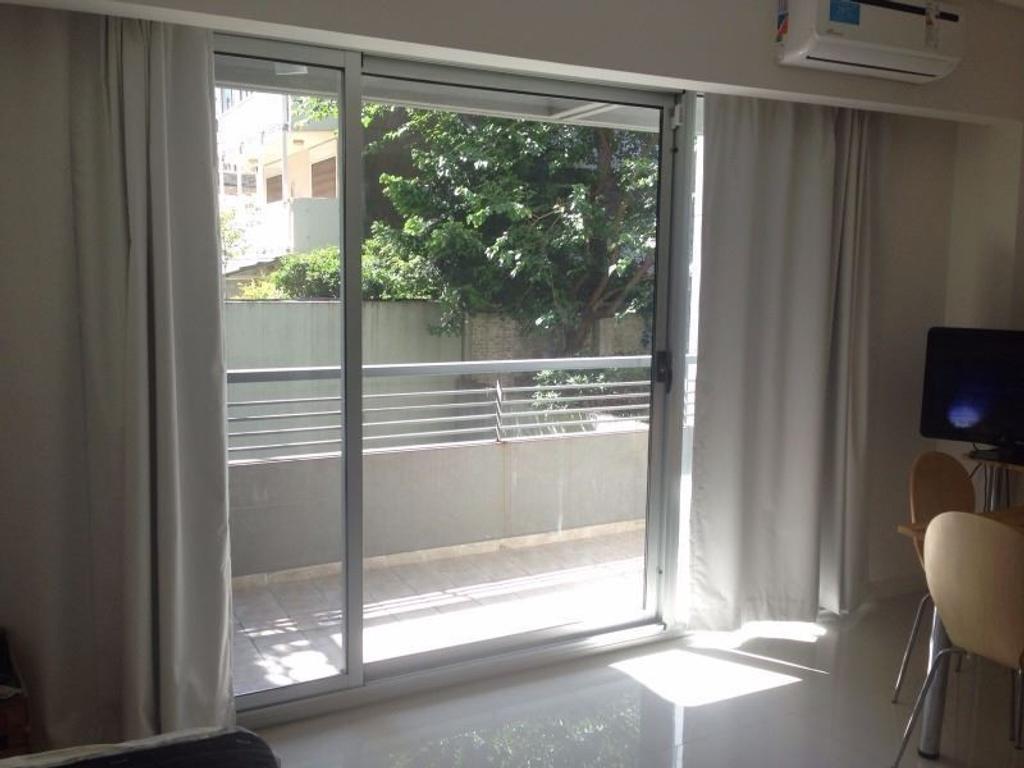 Moderno monoambiente c/ amenities - Las Cañitas