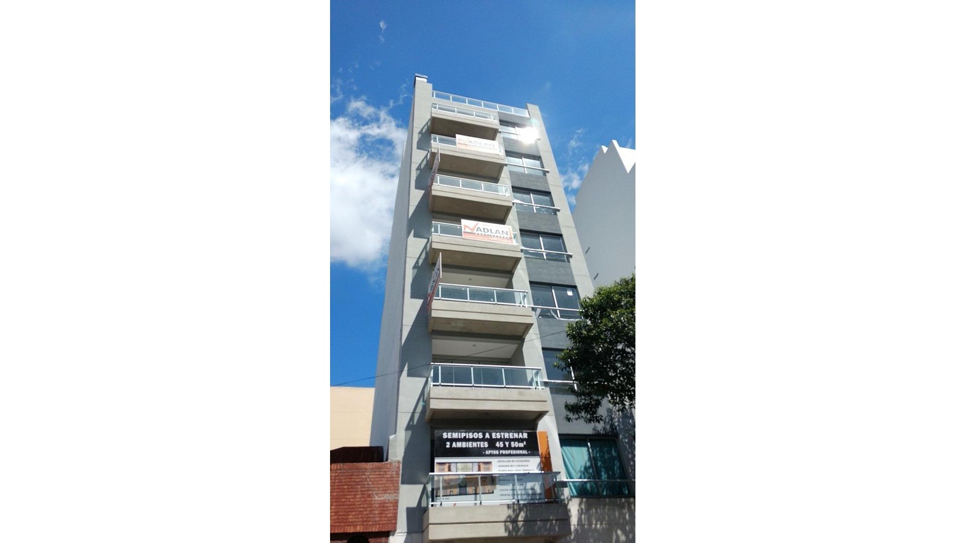 Almagro / Villa Crespo a Estrenar venta 2 ambientes 50m2 balcon aterrazado amenities posesion inmed