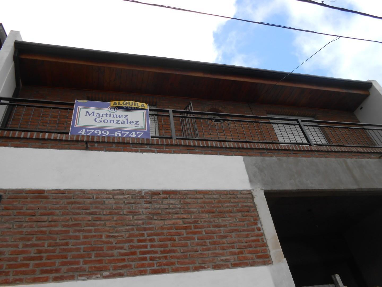 Departamento en Alquiler en Villa Adelina - 2 ambientes