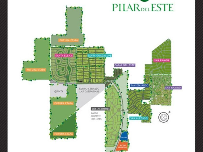 """PILAR DEL ESTE  """" BARRIO SAN EDUARDO"""" U.F 124 Y 125"""