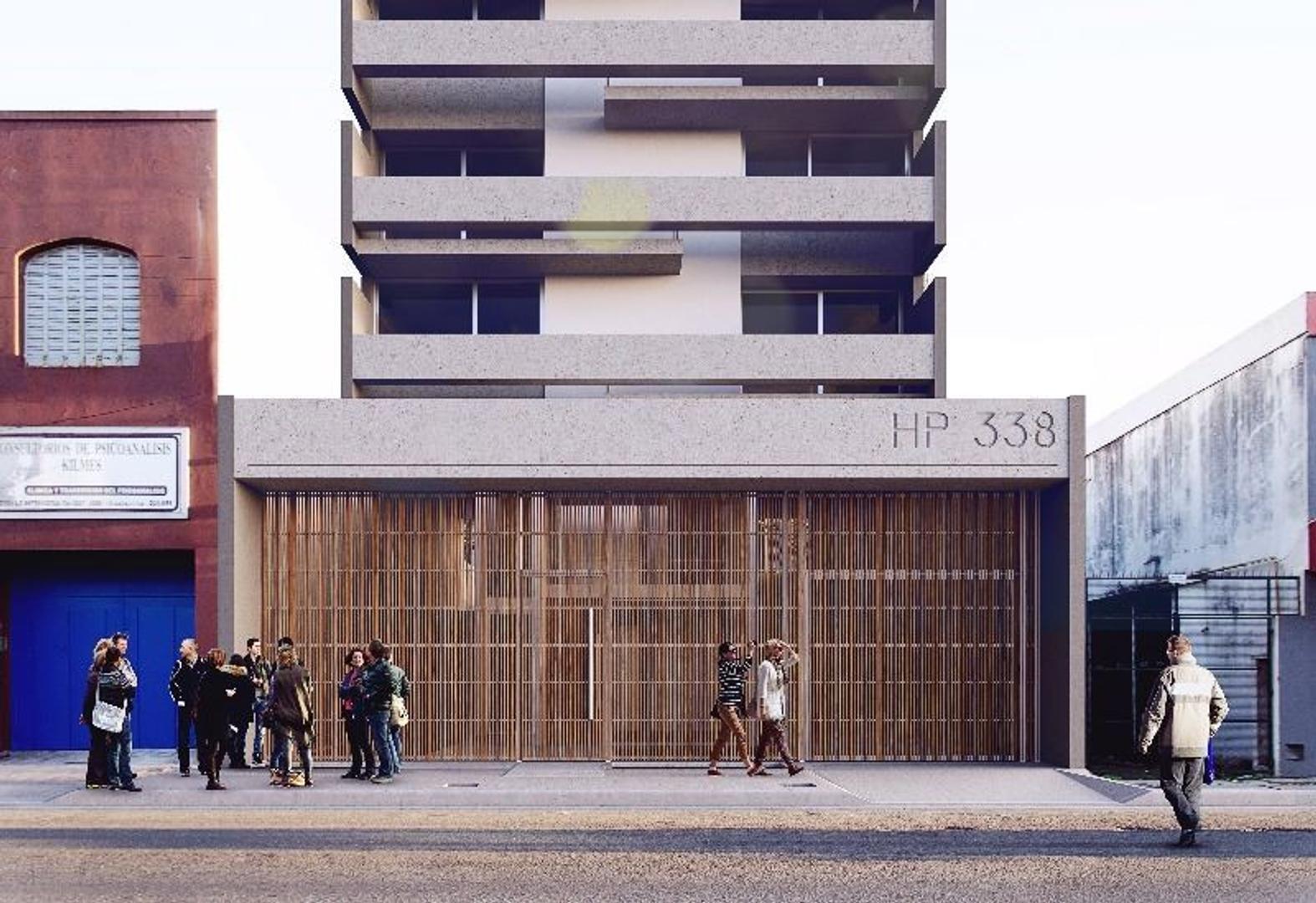 PREVENTA-EXCELENTE EDIFICIO EN POZO HUMBERTO PRIMO 338 QUILMES CENTRO