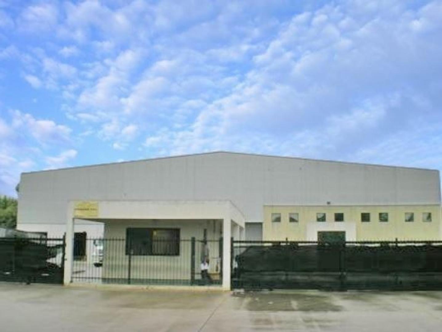 Depósito Industrial en Alquiler