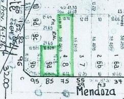 TERRENO / LOTE VENTA Mendoza 2385 - SAN JUSTO