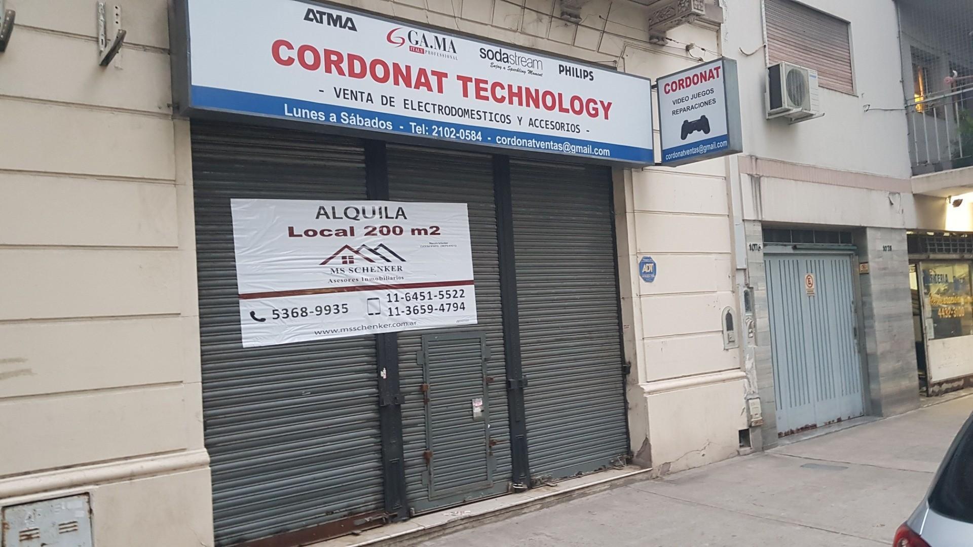 Local en Alquiler en Caballito