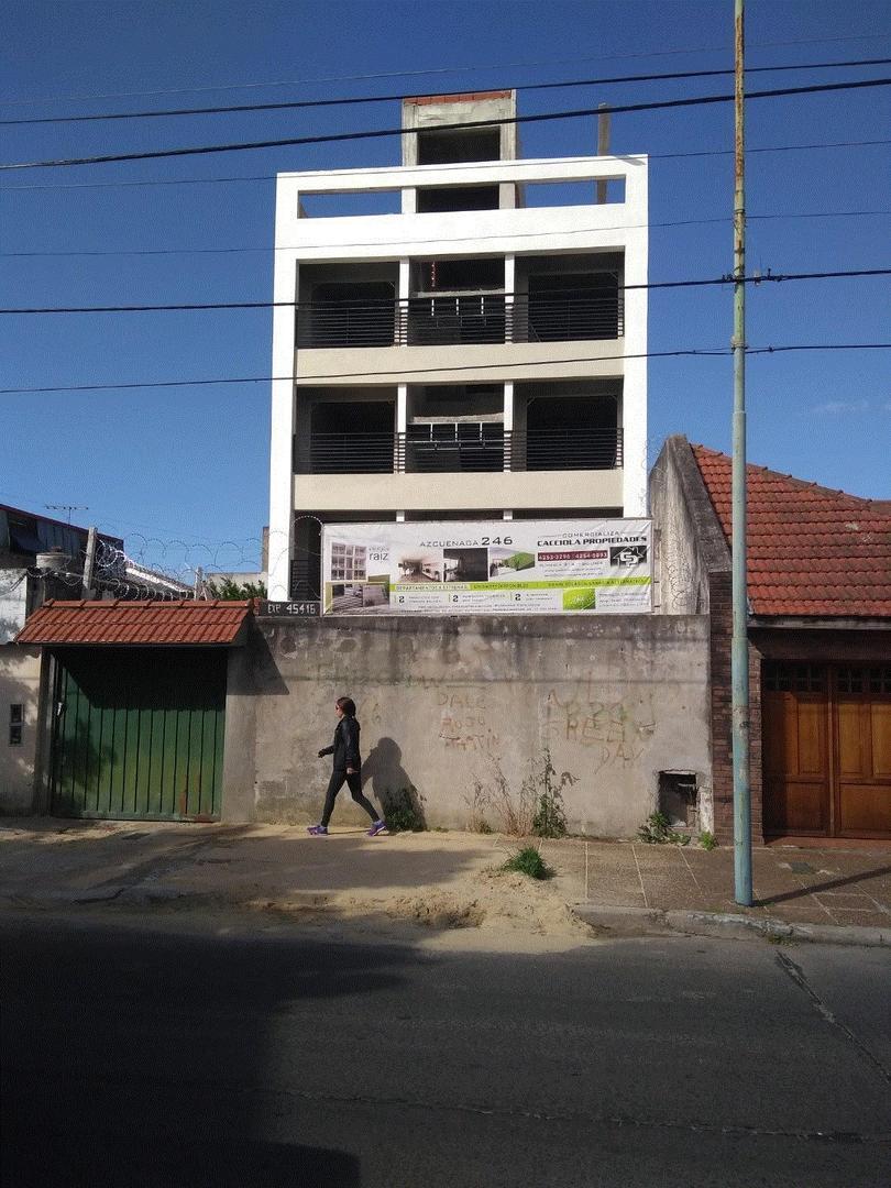 DEPARTAMENTO EN VENTA 2 AMB. TIPO SEMIPISO -EN CONSTRUCCION- ANTICIPO + CUOTAS