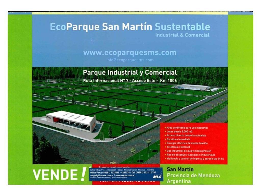 ECO PARQUE SAN . MARTIN SUSTENTABLE. Industrial