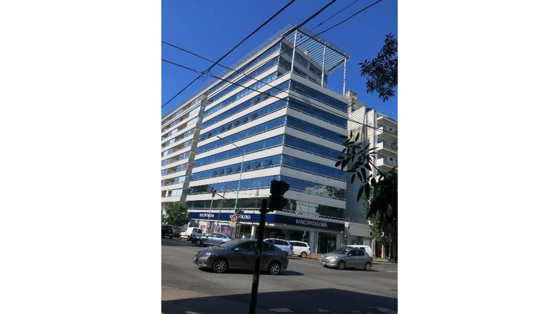 ALQUILER DE OFICINA - EDIFICIO LA MUSA - JORGE NEWBERY AL 3400