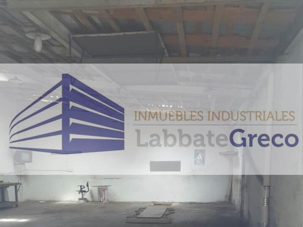 Alquiler Inmueble Industrial - 166m2 - Munro