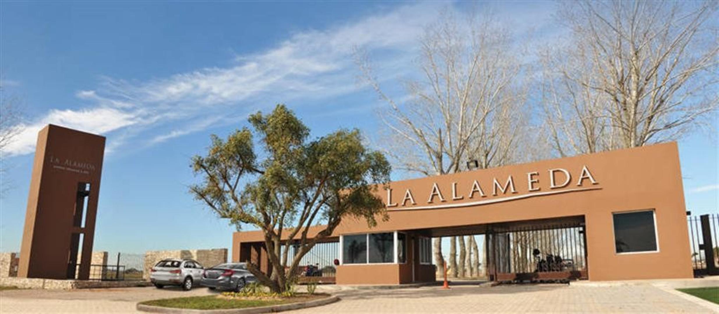 CANNING::LA ALAMEDA:BARRIO PRIVADO & SPA-LOTE ETAPA 1-POSESIÓN INMEDIATA