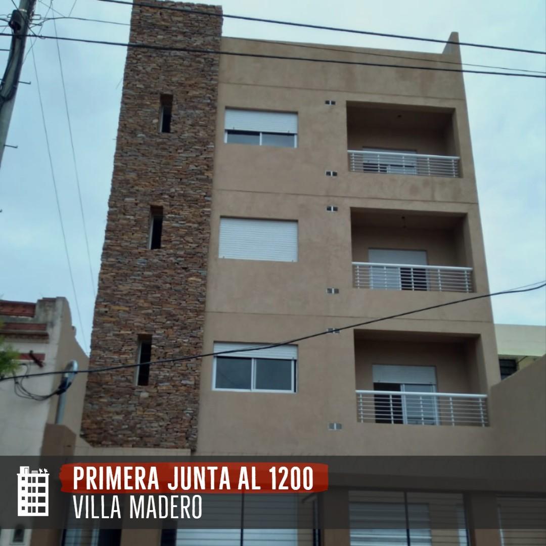 Departamento en Venta en Ciudad Madero - 2 ambientes