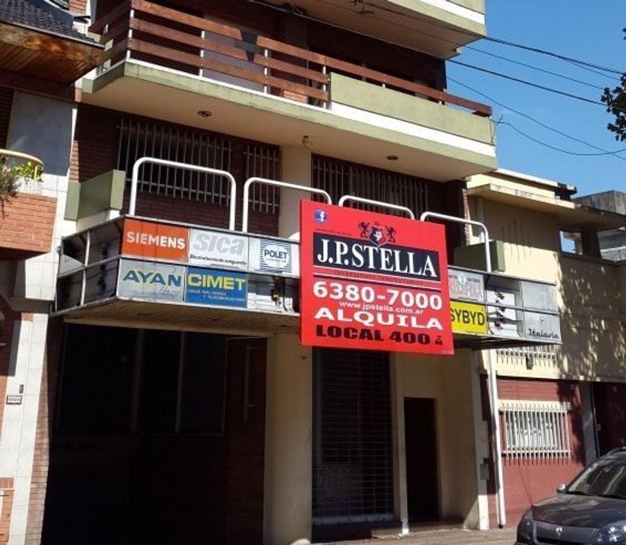 LOCAL EN ALQUILER.AV EMILIO CASTRO 5936