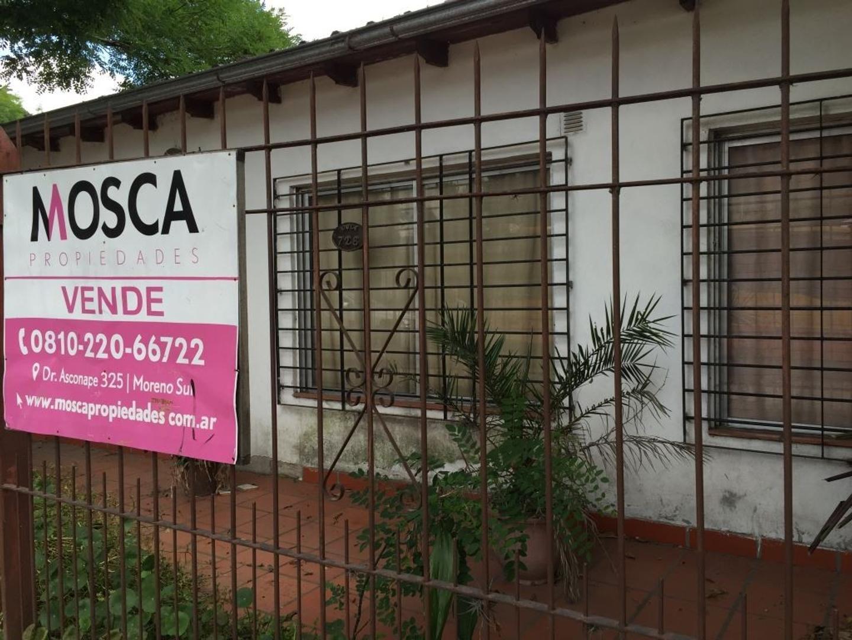 Vendo Casa con local en Moreno