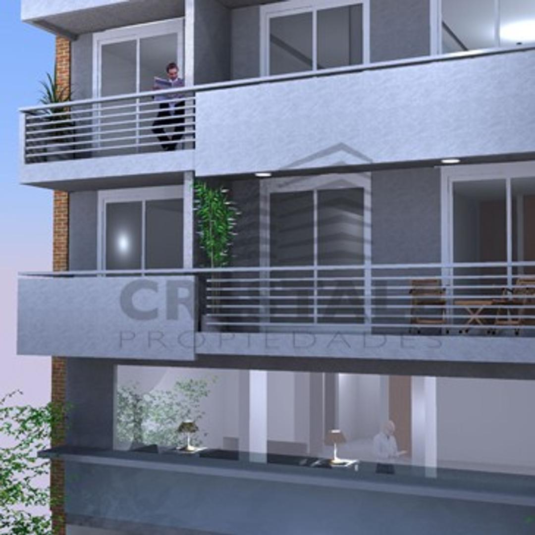 San Lorenzo y Balcarce - Departamento 2 dormitorios a la venta