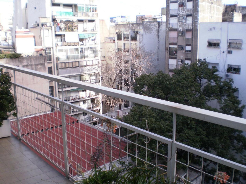 Departamento en Alquiler Por Temporada en Plaza San Martín - 2 ambientes
