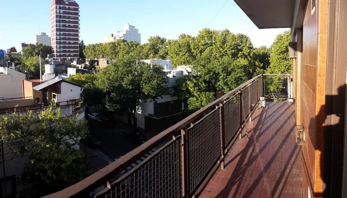 LINDISIMO 4amb con dep, con balcón - Lavadero - Cochera - 100m2 - M/Luminoso.