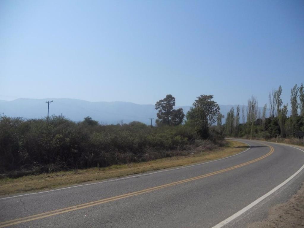 1 hectarea en La Paz, Traslasierra, A 15 kms de Merlo (SL)