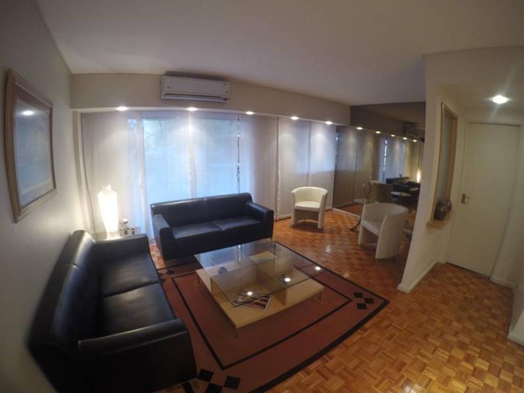 Palermo Viejo: Excelente piso super luminoso