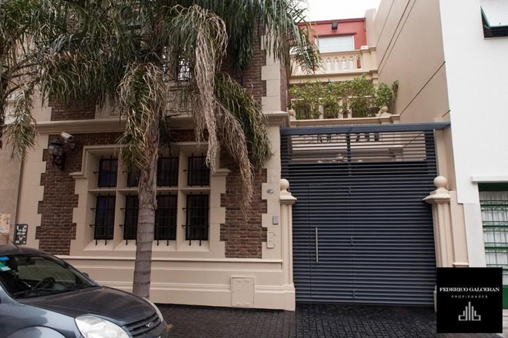 Casa en Alquiler en Belgrano - 5 ambientes