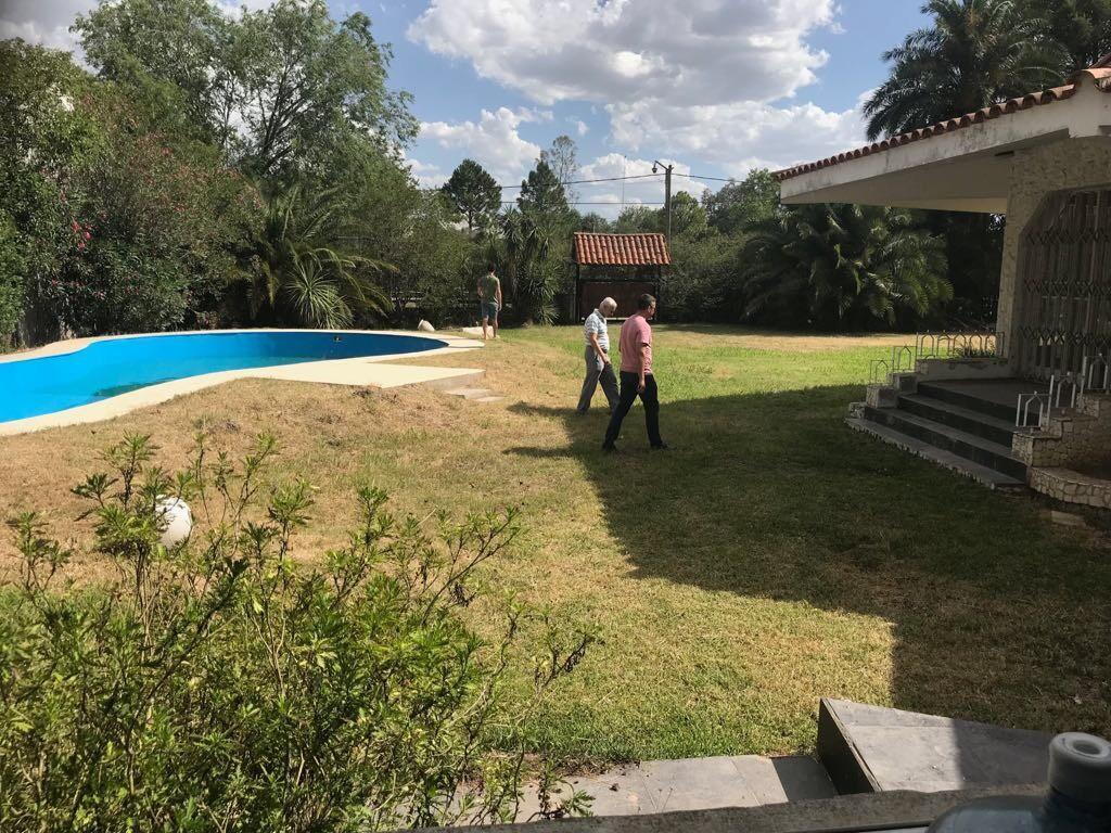 Alquiler en Funes - Casa 4 dorm - 3000m2 - piscina