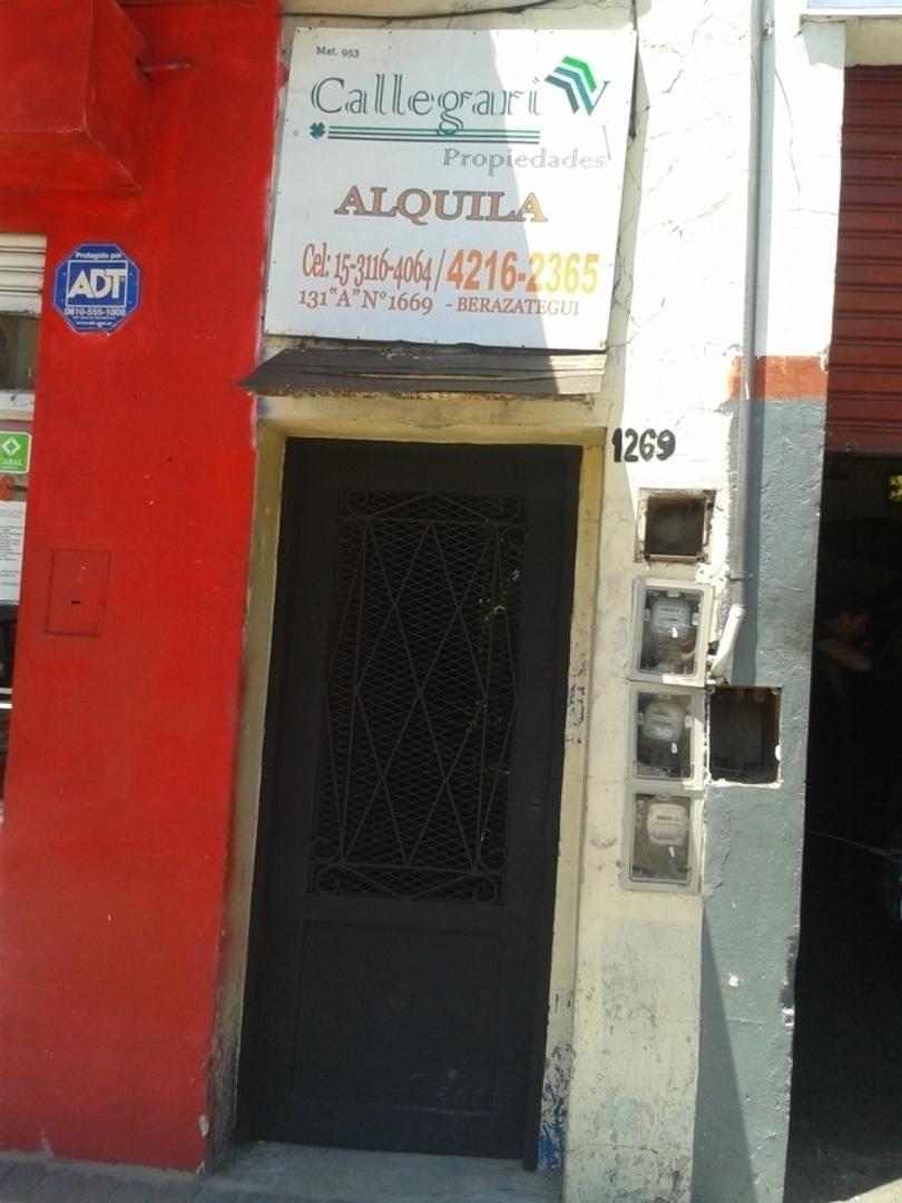 Departamento en Alquiler en Berazategui - 2 ambientes