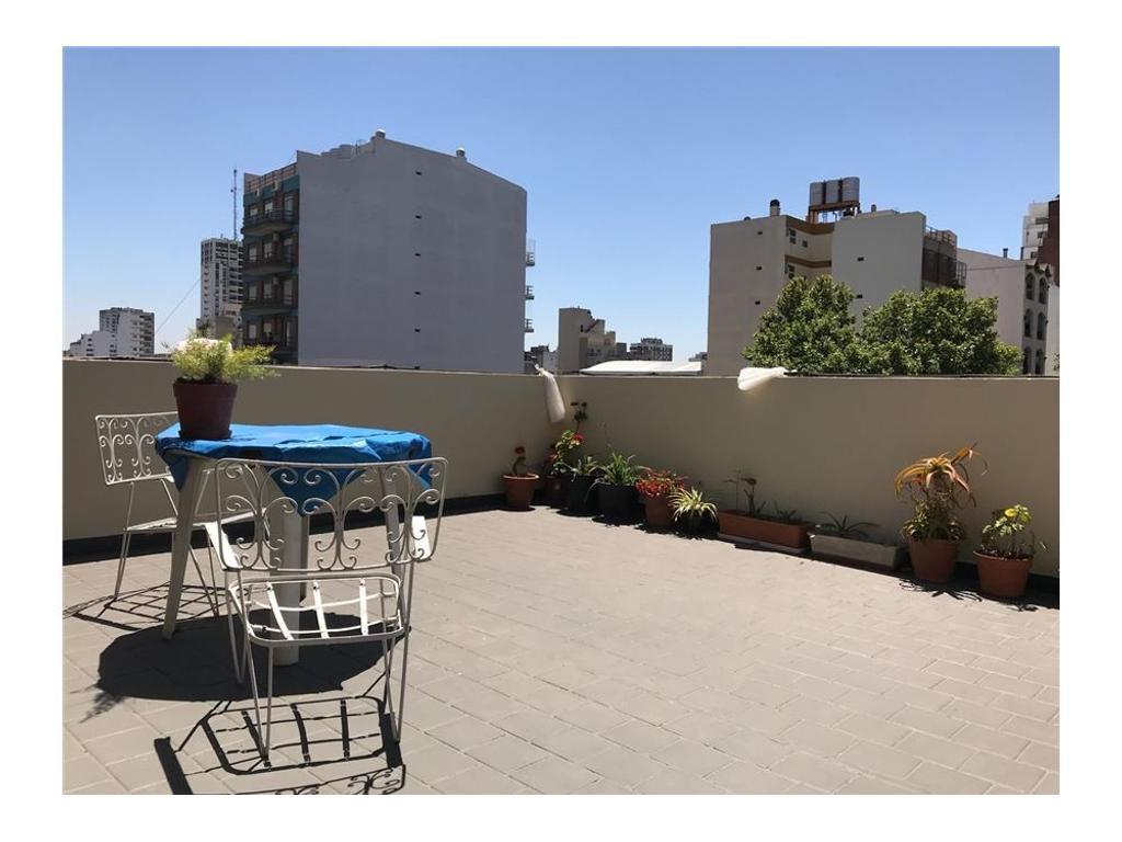 2 amb Balcón y Terraza. Apto Crédito!