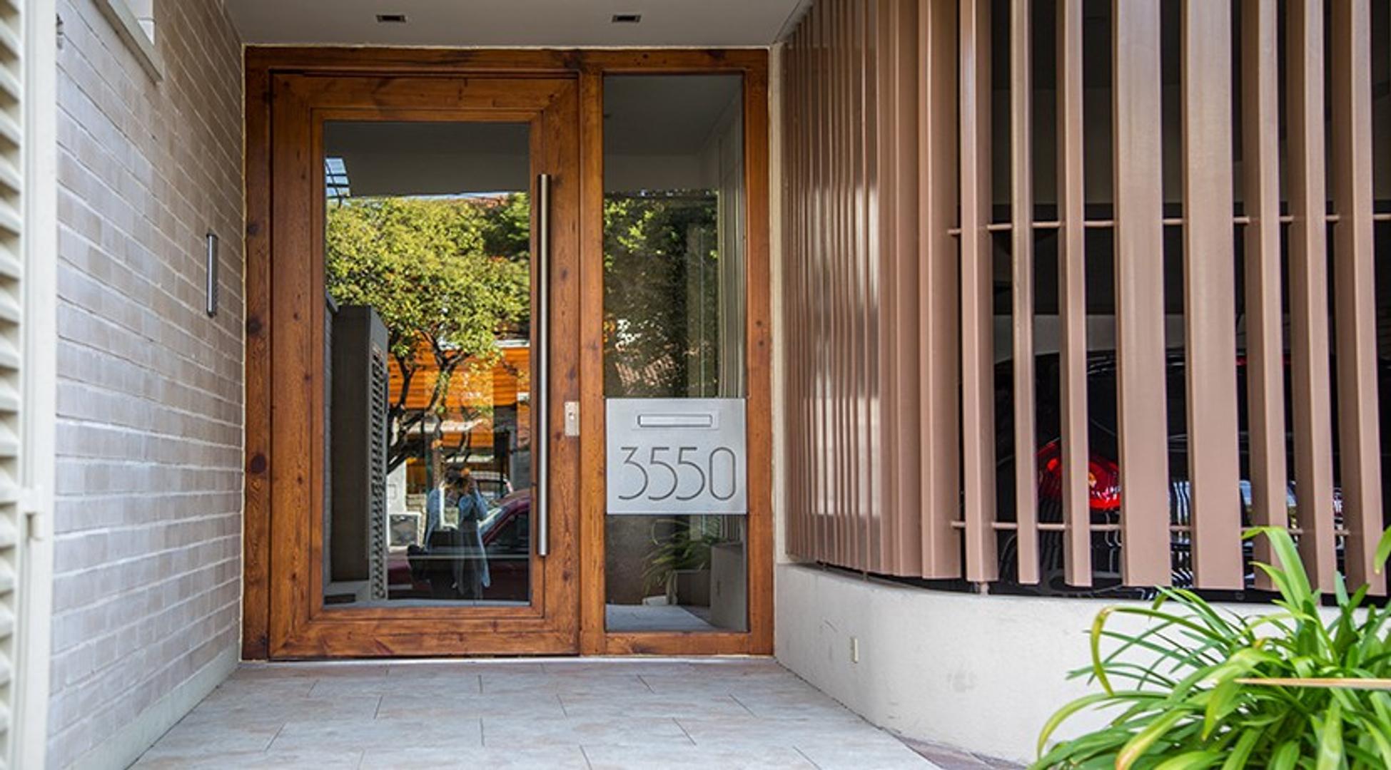 Exclusivo departamento 3 ambientes en La Lucila