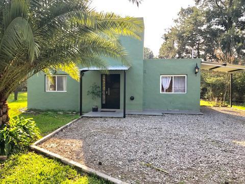 vendo casa quinta 5 amb. en barrio amancay(cuba fátima)