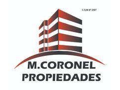 Manuel Coronel Propiedades