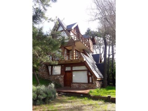 Casa en alquiler Temporada Mar de las pampas