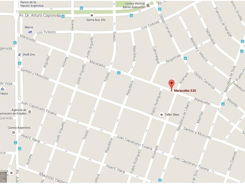 Casa En Venta En Maracaibo 535 Ayacucho Argenprop # Muebles Tissera
