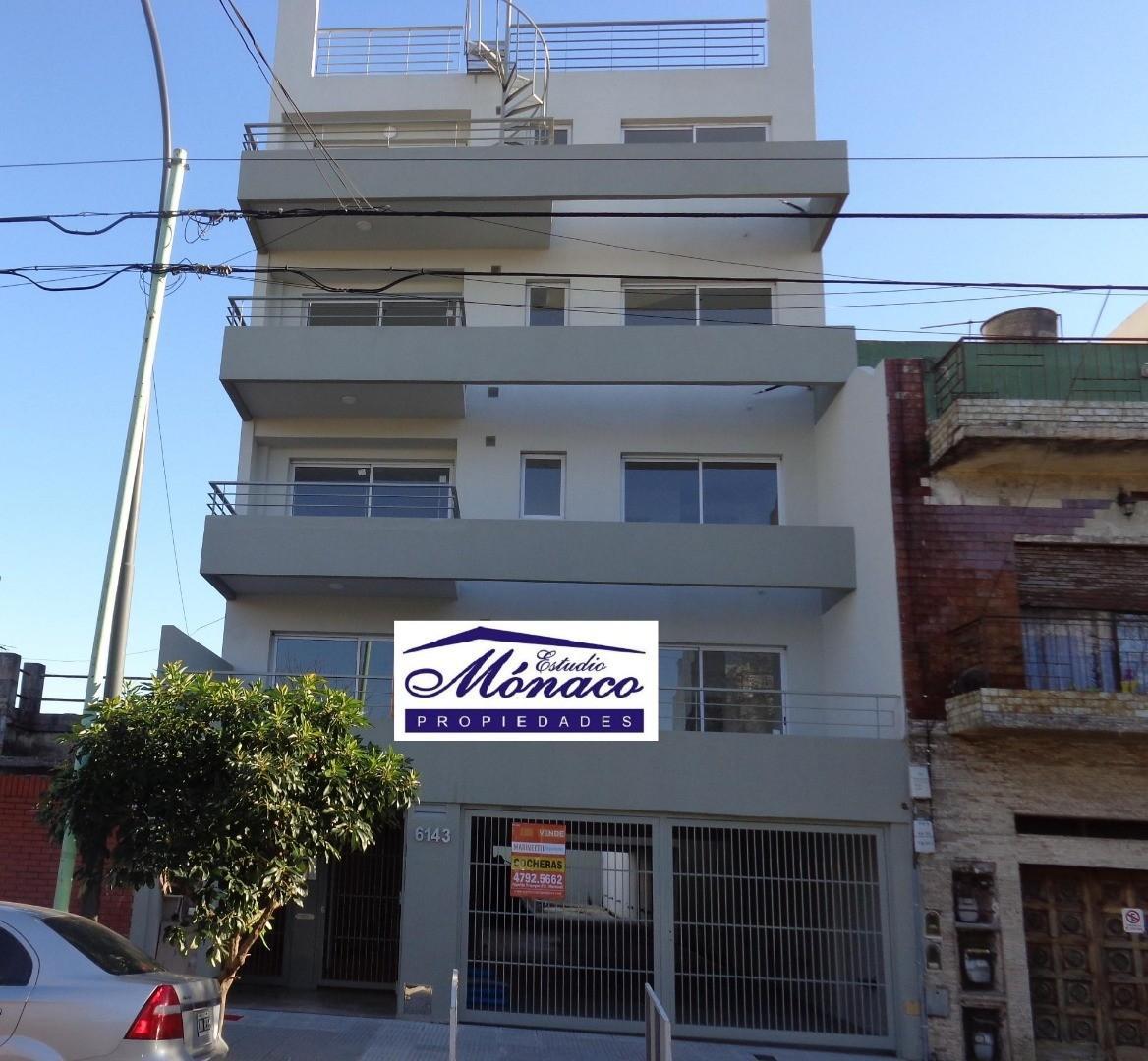 EXCELENTE 3 AMB. A ESTRENAR AL FRENTE CON BALCON Y COCHERA FIJA!!!!! PIRAN AL 6100 - Foto 19