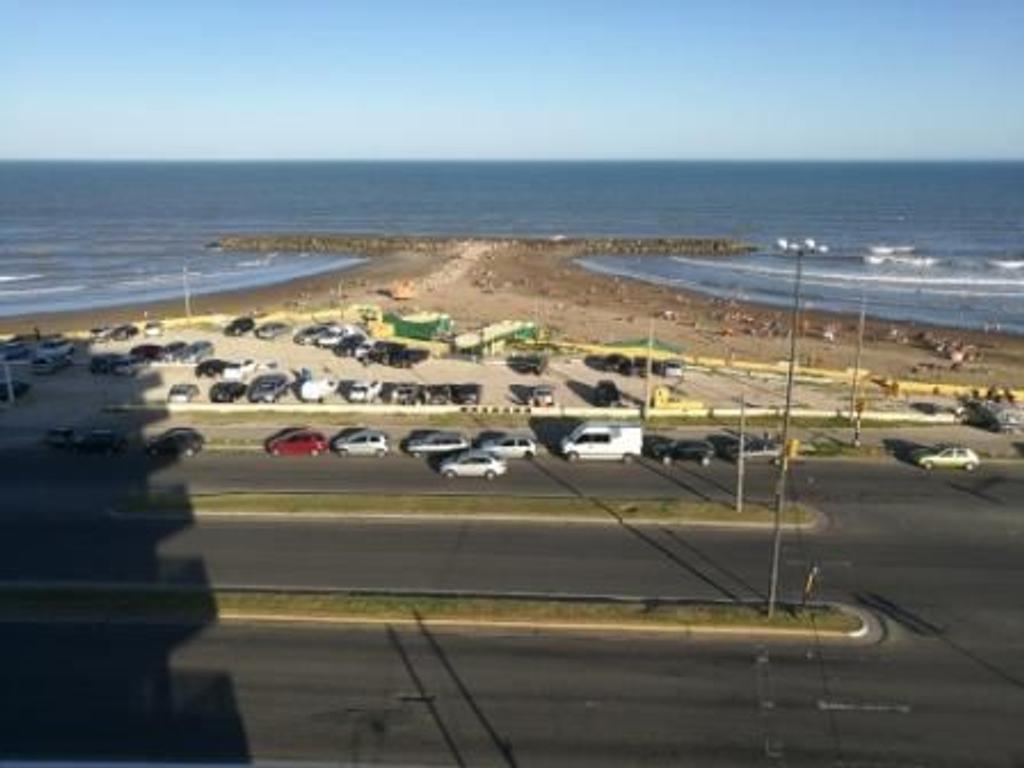 Excelente 2 ambientes a estrenar con gran vista al mar y ciudad y cochera opcional