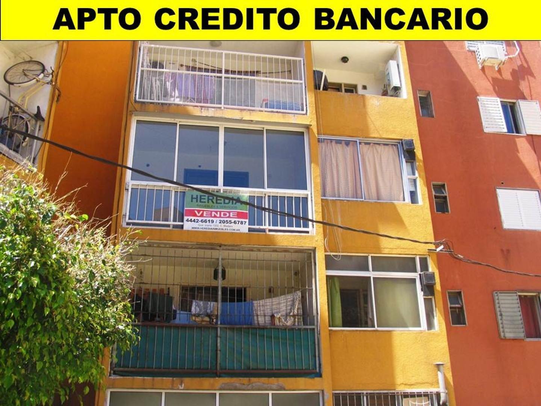 IMPECABLE DPTO 4 AMB., DESOCUPADO// A/ CRÉDITO BANCARIO//VENTA DIRECTA!