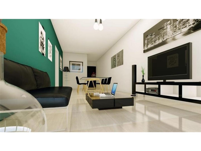 Departamento - 61 m² | 2 dormitorios | A estrenar