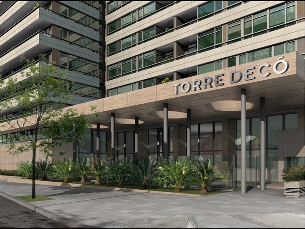 TORRE DECO - 4 AMB. C/DEPENDENCIA. PISO ALTO, VISTA AL RIO