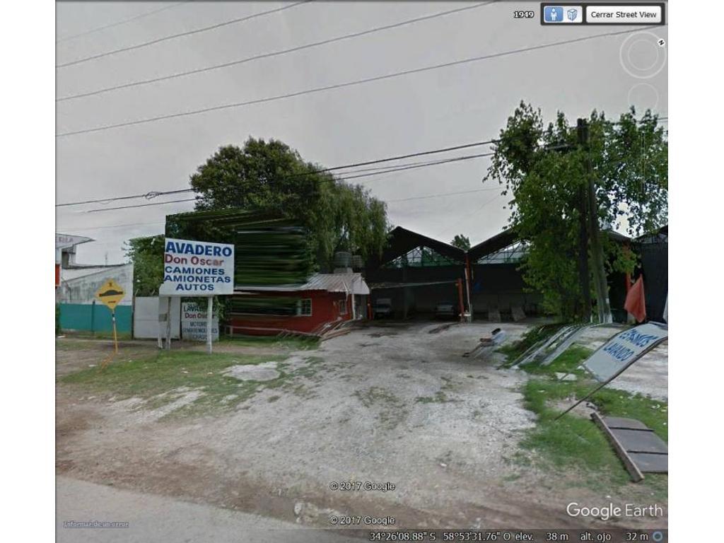 Venta de Lavadero en Honorio Pueyrredon Ruta 25, zona Pilar, Gran Bs.As., Argentina,