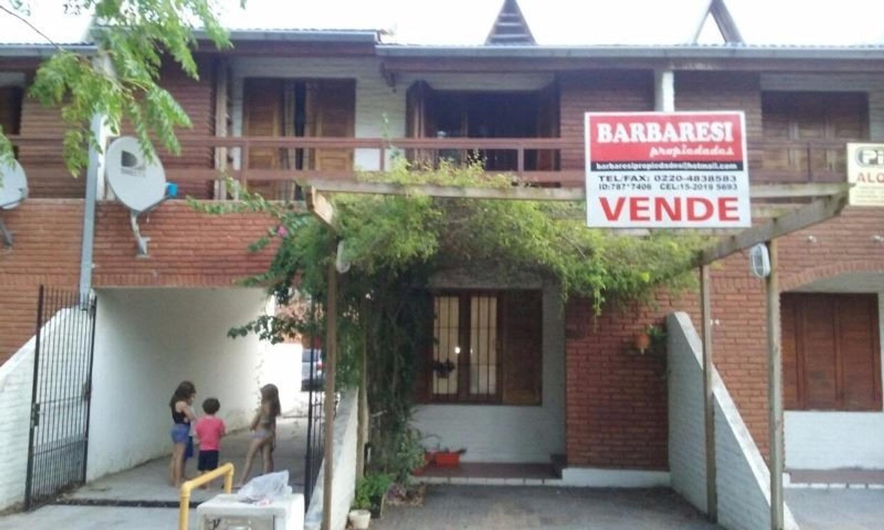 Duplex 4 ambientes en exclusivo Barrio