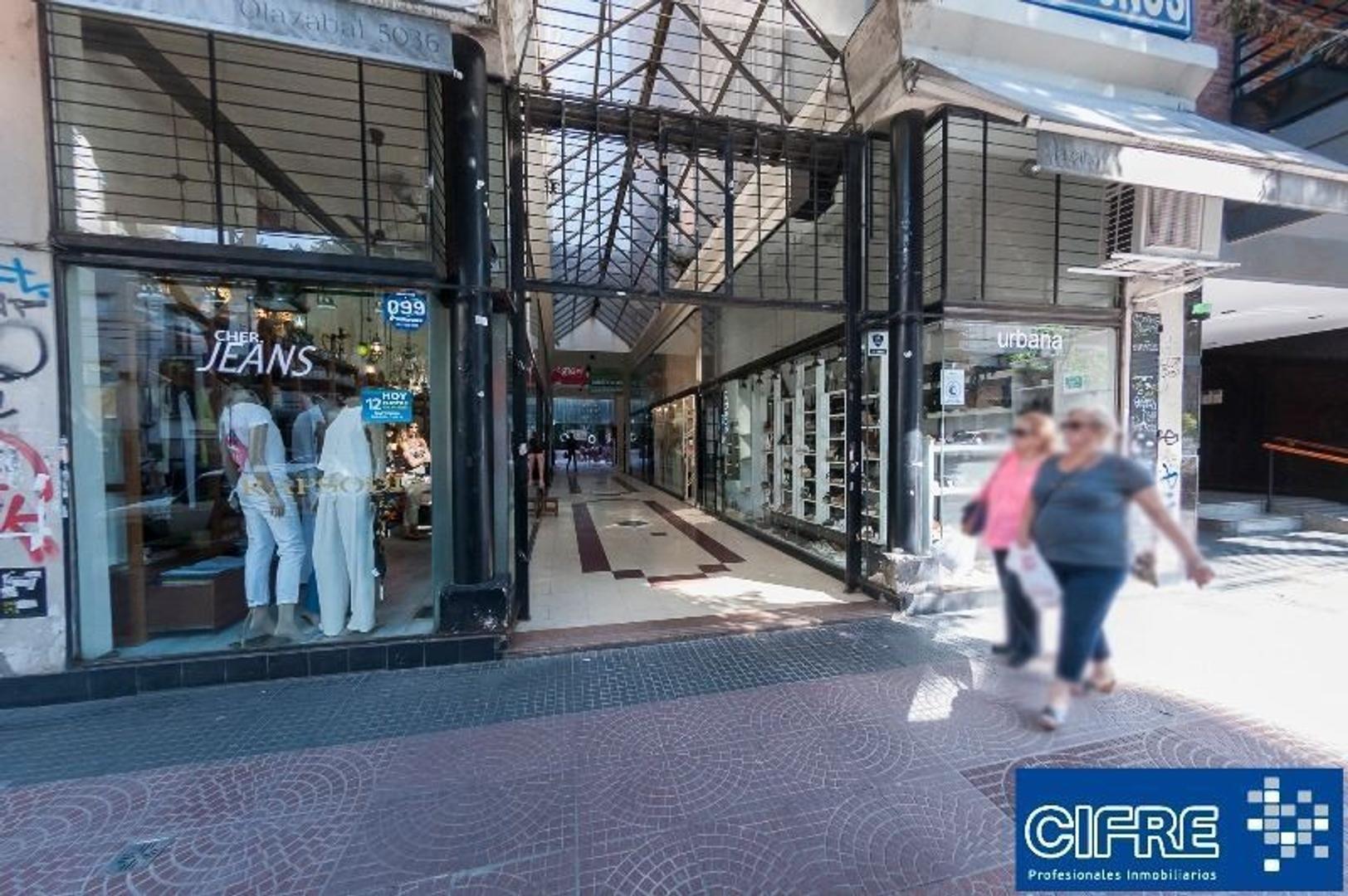 Local en Venta en galeria exc ubicacion (Suc. urquiza 4521-3333)