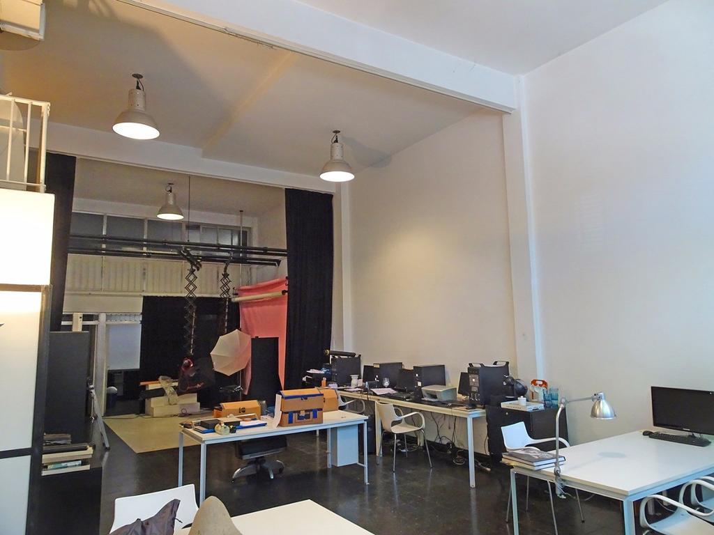 Oficina o local comercial en Nuñez