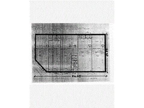 Exelente terreno de 39 metros de frente FOT 5 a una cuadra de MONTOE   superficie segun Fot 1.685 m2