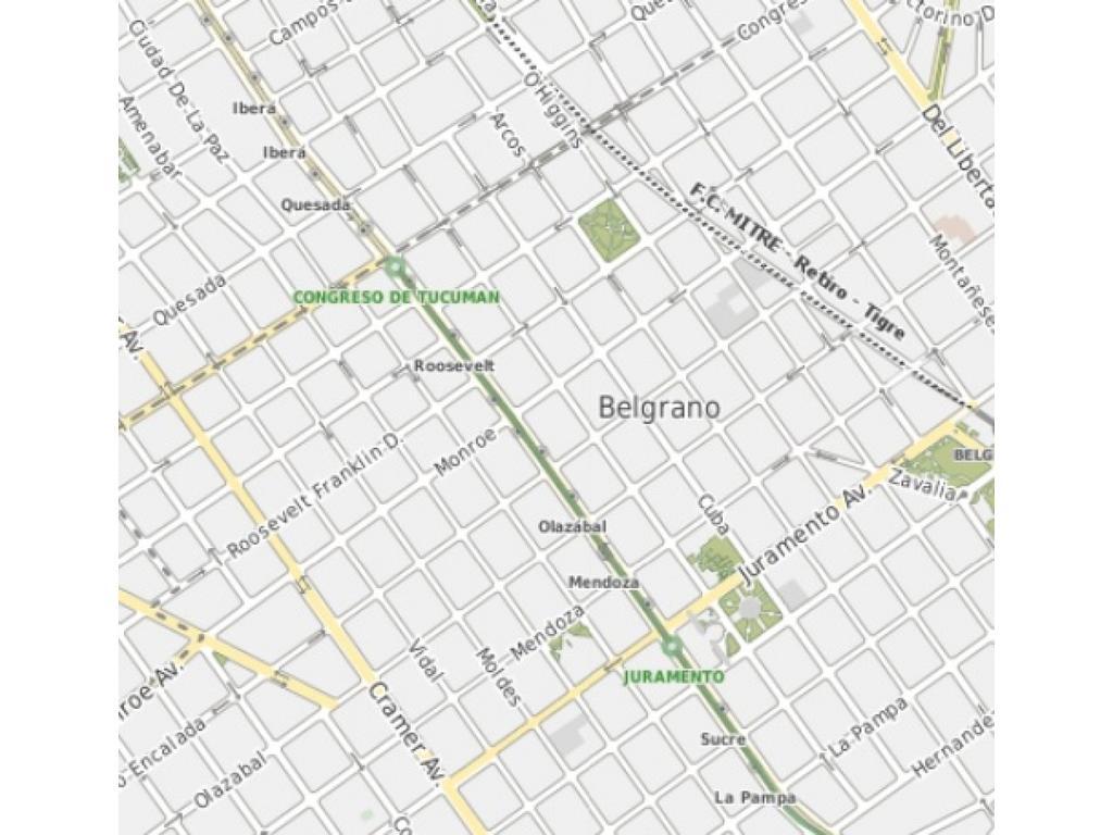 Cabildo 2400 - Belgrano