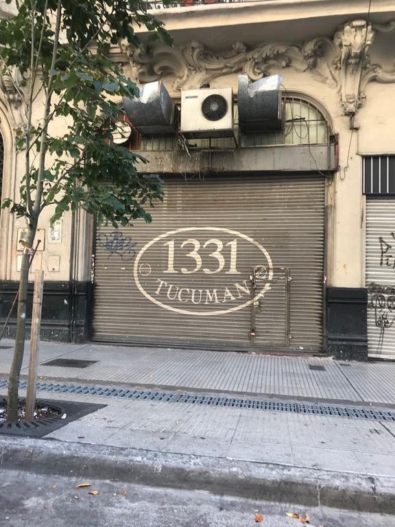 MUY BUEN LOCAL FRENTE A TRIBUNALES 120 m2 Tucuman 1331