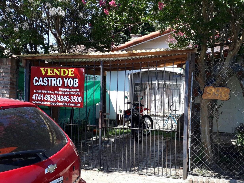 Casa en Venta en Don Torcuato