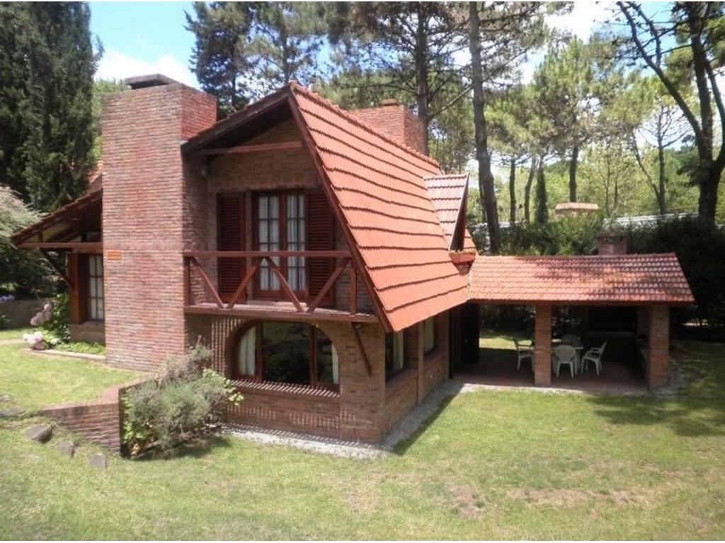 Casa - Alquiler temporario - Argentina, PINAMAR - CUL DE SAC ODISEA 3425