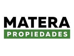 MATERA PROPIEDADES