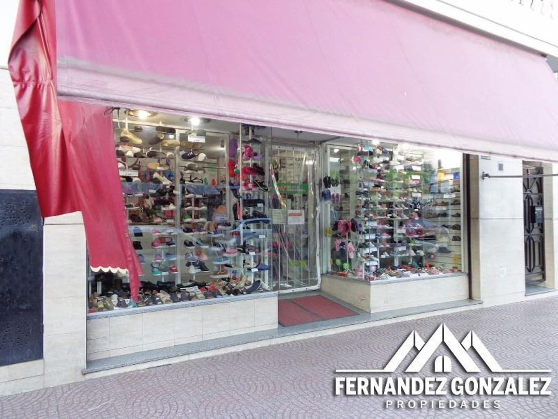 Fondo de comercio de Zapatilleria y venta de calzado.