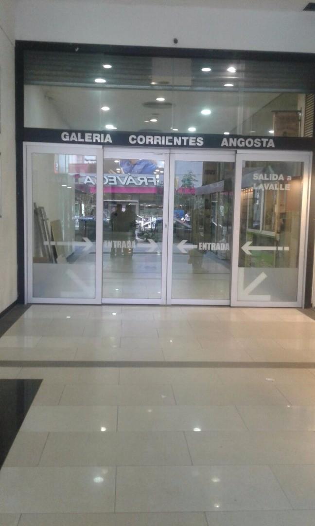 Locales en Galería Corrientes Angosta