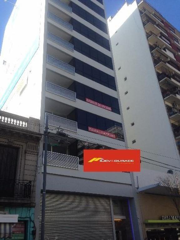 Excelentes oficinas a estrenar en alquiler en belgrano, sobre Av. Cabildo a metros del Subte D